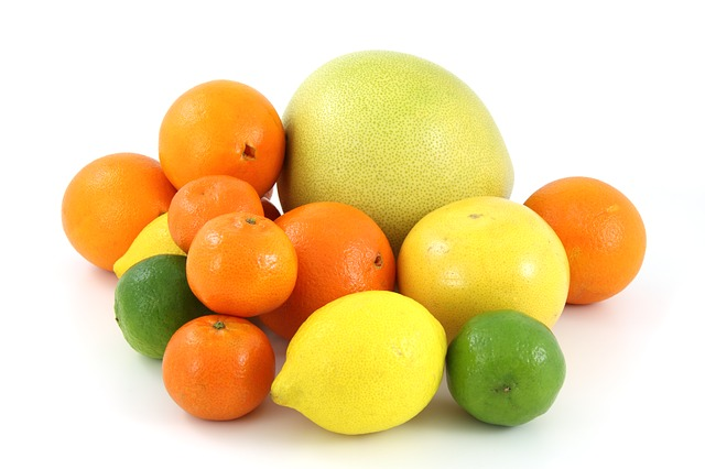 citrusy - citrusová dieta foto